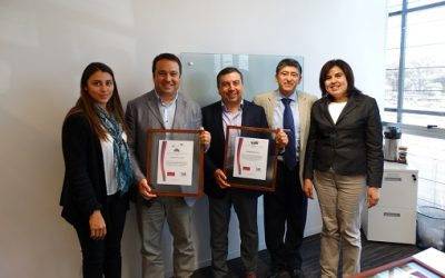 Synthon Chile implementó programa PASSO y PGA