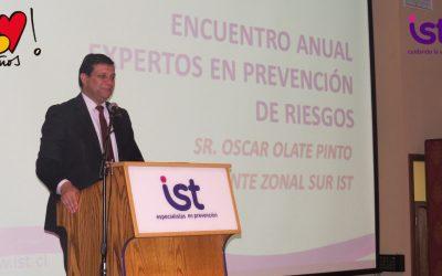 IST Zonal Sur celebró masivo encuentro anual de expertos en Concepción