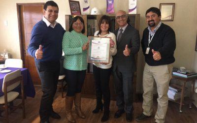 CPHS del Servicio Medico Legal de Concepción recibe certificación SAC