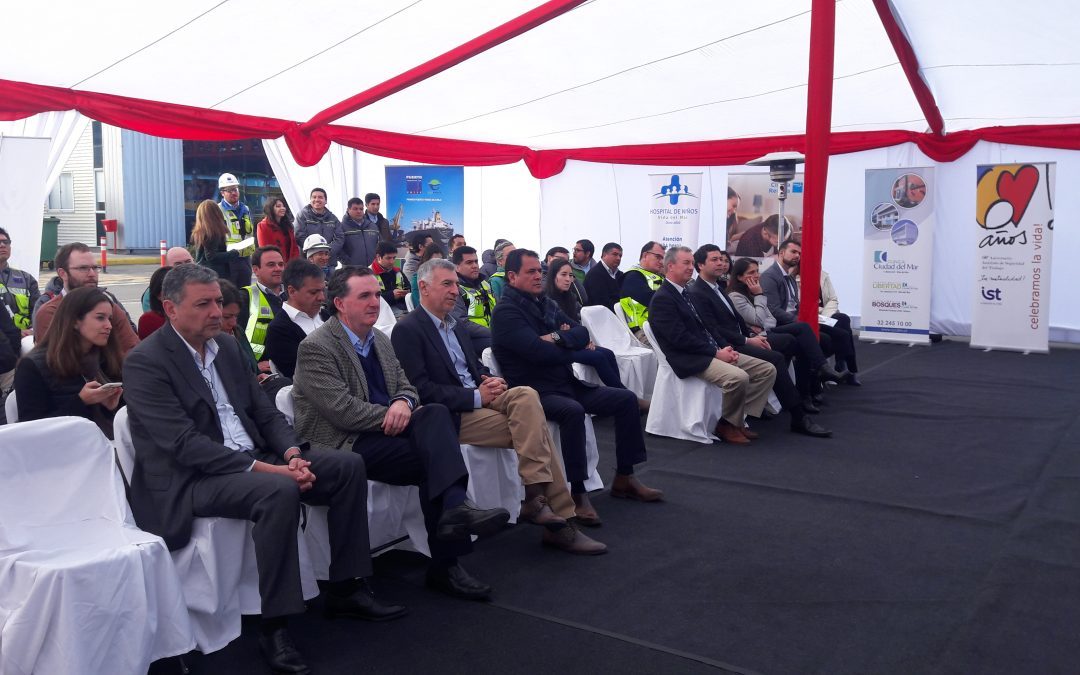 IST firmó convenio de atención médica con Puerto Ventanas y