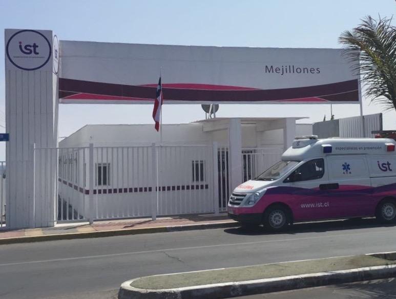 Centro de Atención Médico IST Mejillones