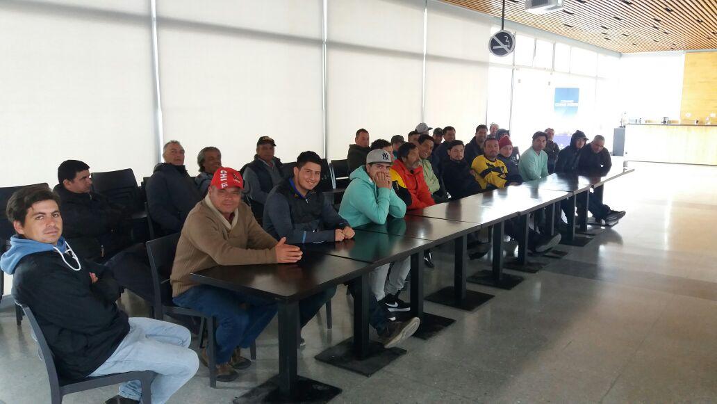IST capacita a trabajadores de UltraportCoquimbo