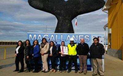 Empresa Portuaria Austral aprobó segunda etapa del proyecto PASSO