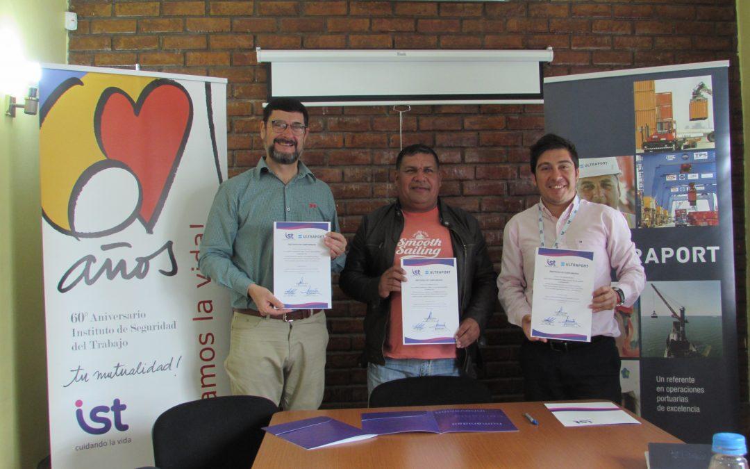 Inicio de implementación SAC en la empresa Ultraport Arica