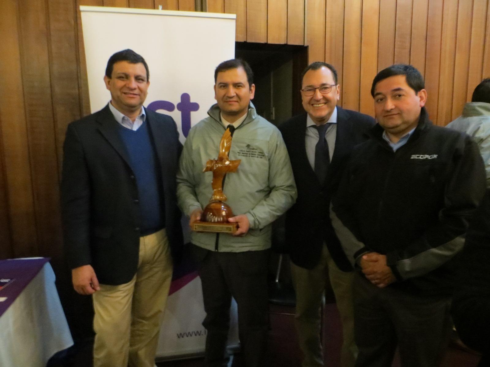 Empresas adherentes fueron distinguidas en premiación CORMA 2017