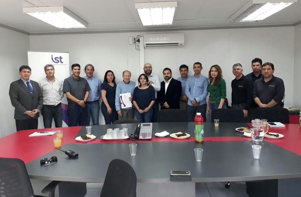 Forjados S.A. firmó protocolo de implementación de proyecto PASSO