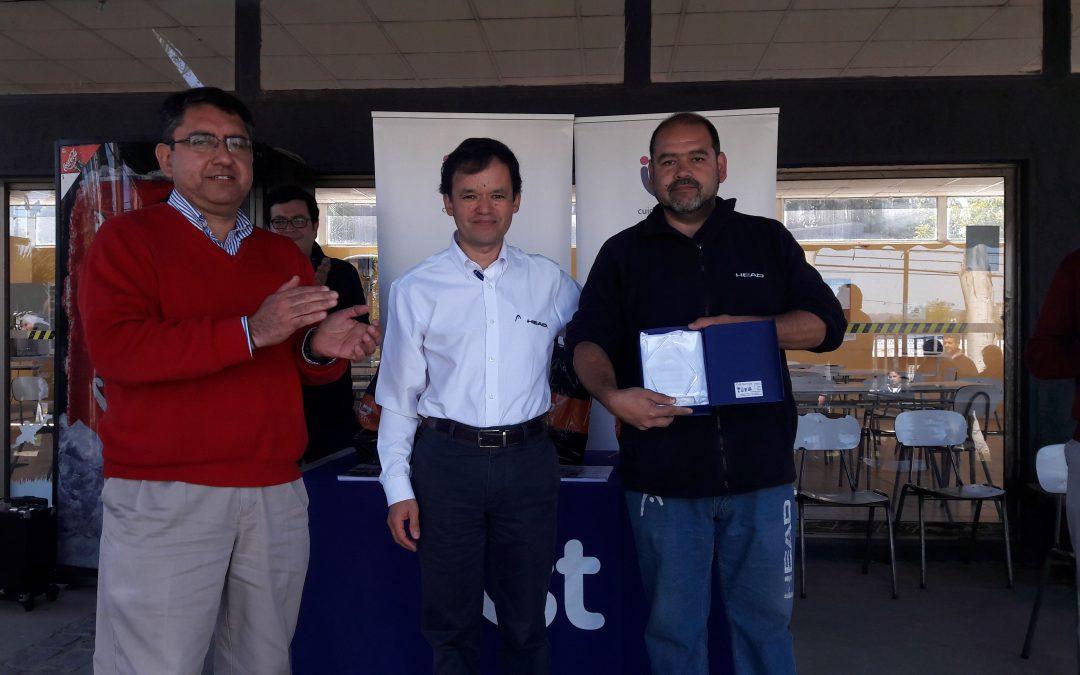 IST participó en el Día de la Prevención de Maletas Chile