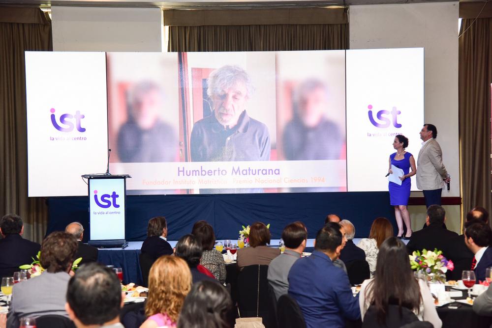 Humberto Maturana IST