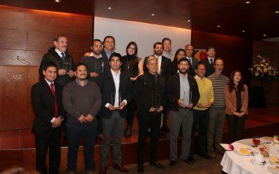 Zonal Centro IST distingue a empresas adherentes