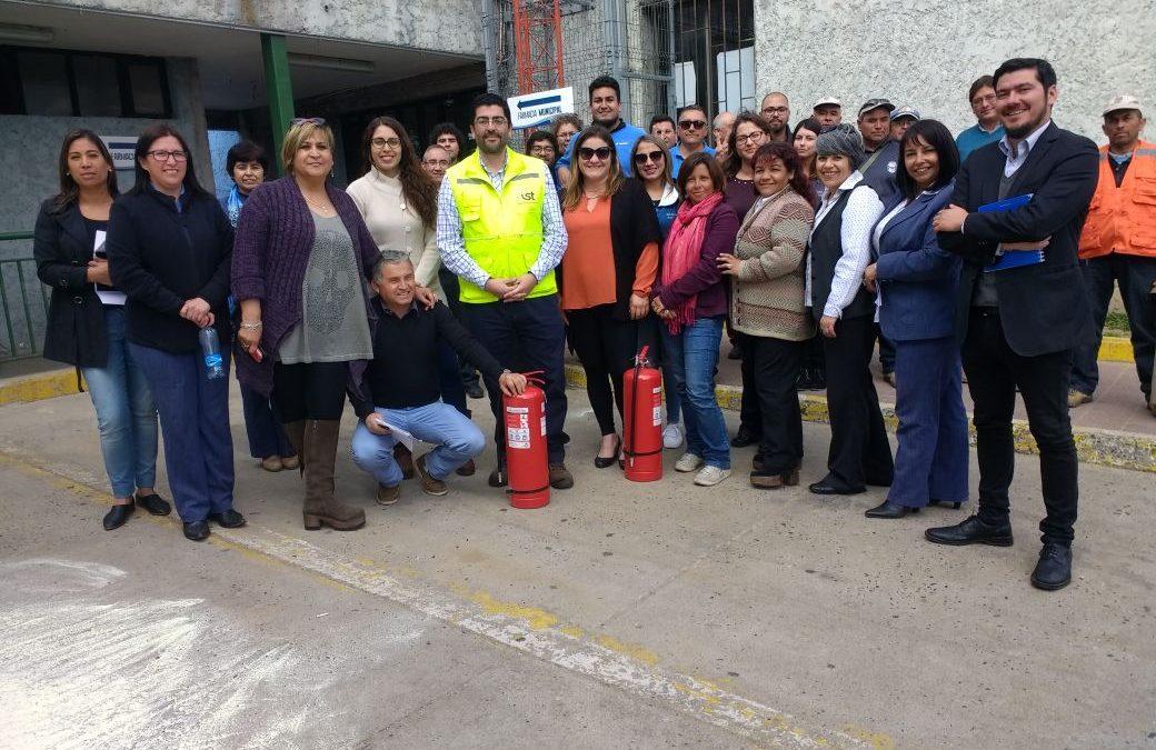IST capacita a funcionarios de Municipalidad de Cartagena