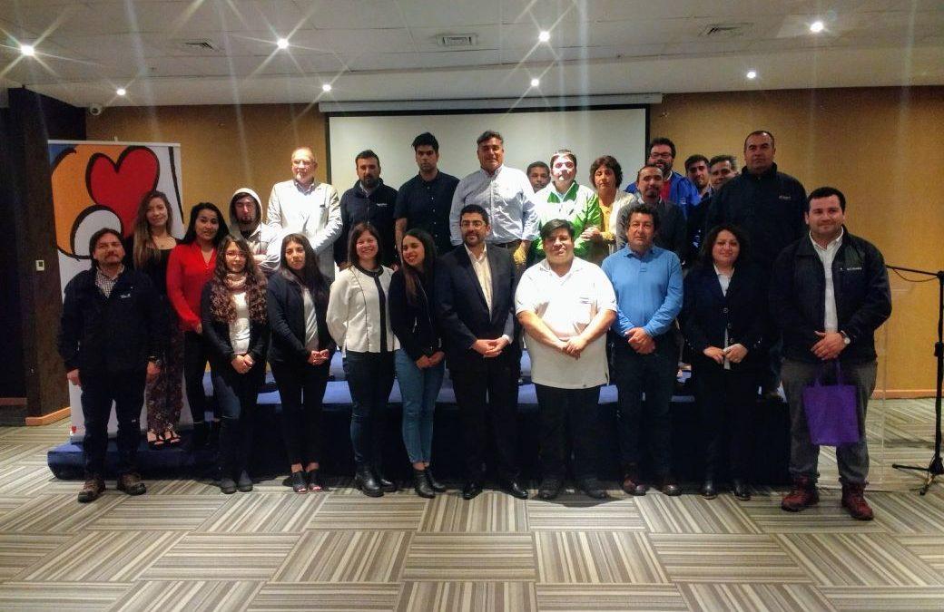IST San Antonio participó en encuentro de CPHS sector marítimo portuario