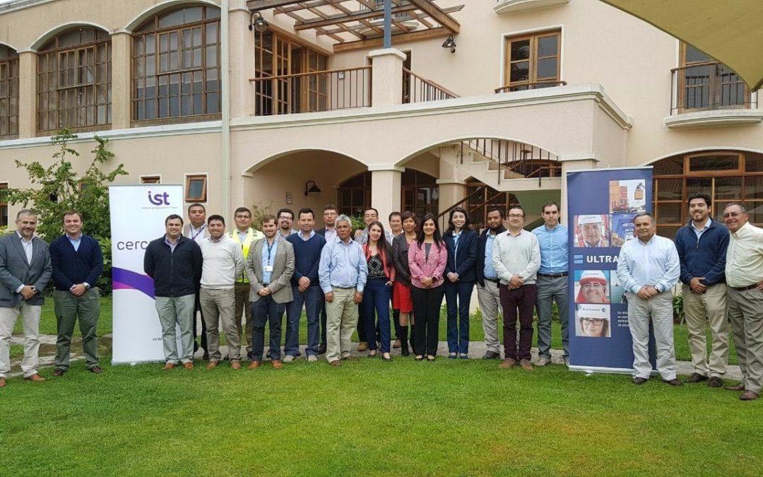 IST participa en primer encuentro de CPHS de empresa muellaje de Ultraport