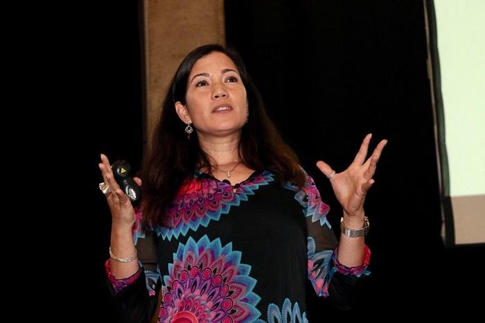 Viviana Ávila, Subdirectora Nacional del Servicio Nacional de la Discapacidad