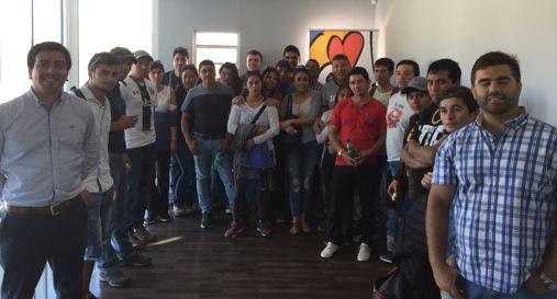IST Copiapó realiza jornada de capacitación en Compass Catering