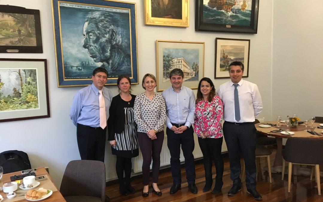 IST y Municipalidad de Valdivia planifican gestión preventiva