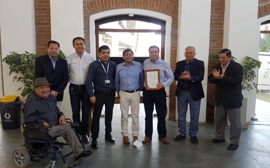 IST y Municipalidad de Quillota planifican programa preventivo 2018