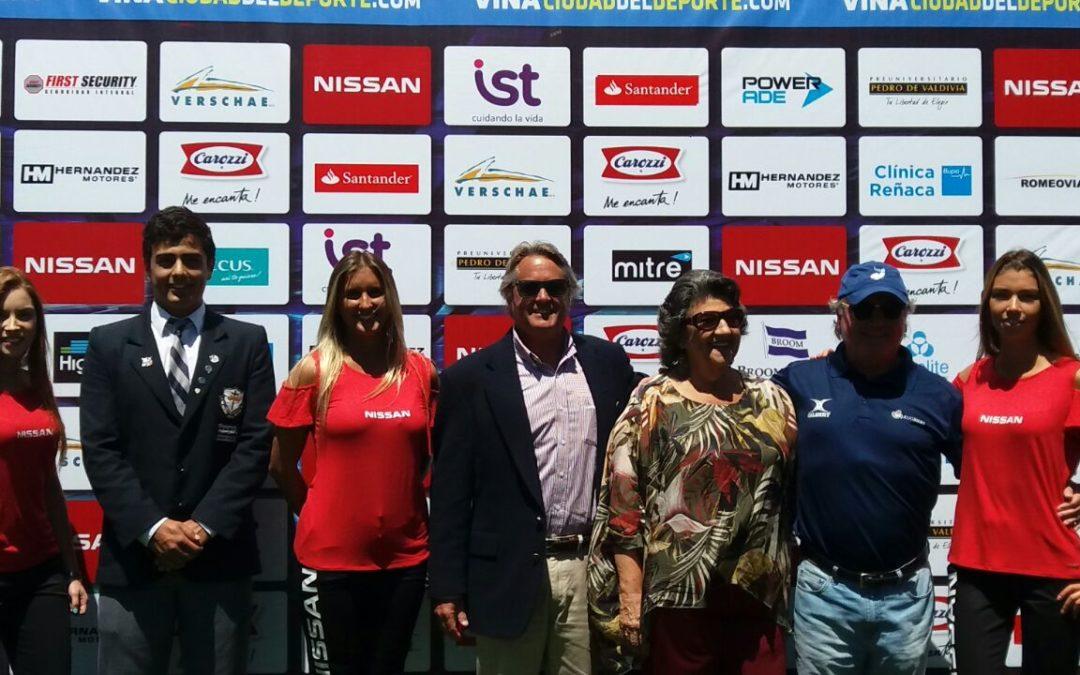 IST participa en XVIII versión del Seven de Rugby Juvenil