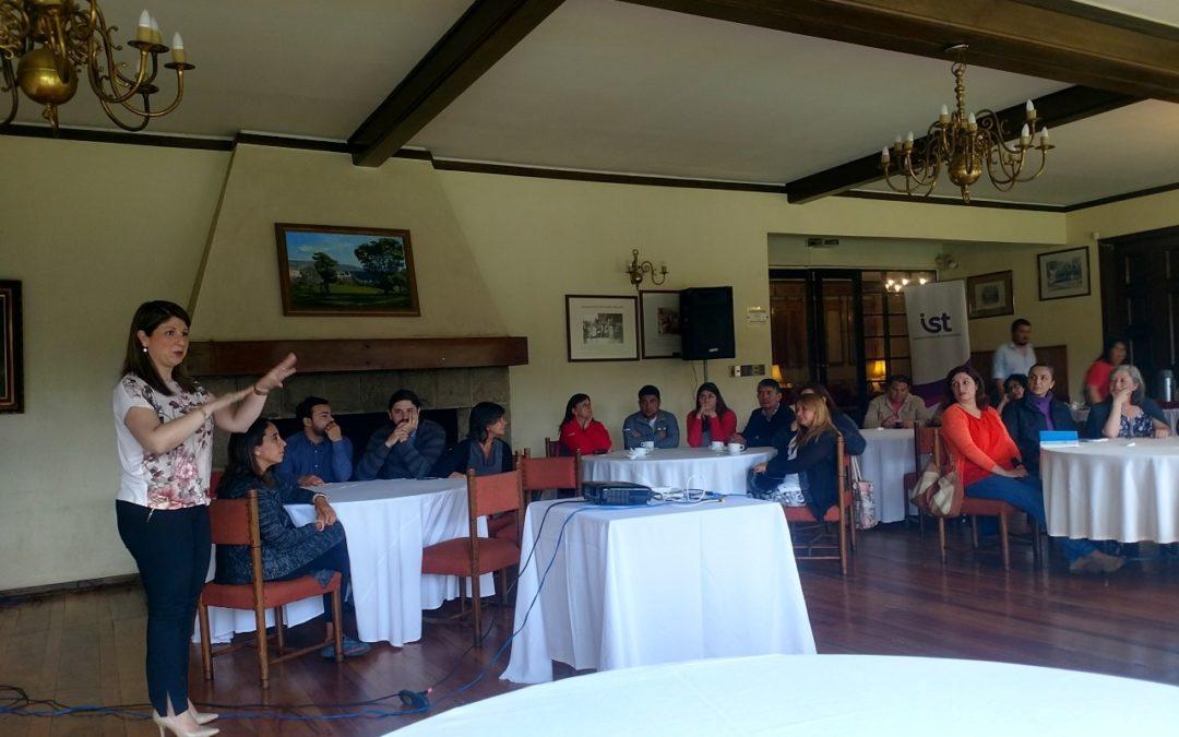 Encuentro Anual Comités Paritarios Universidad de Valparaíso