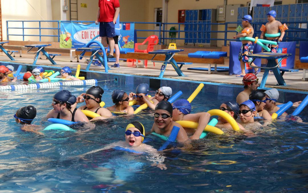 IST participa en actividad recreativa en Punta Arenas