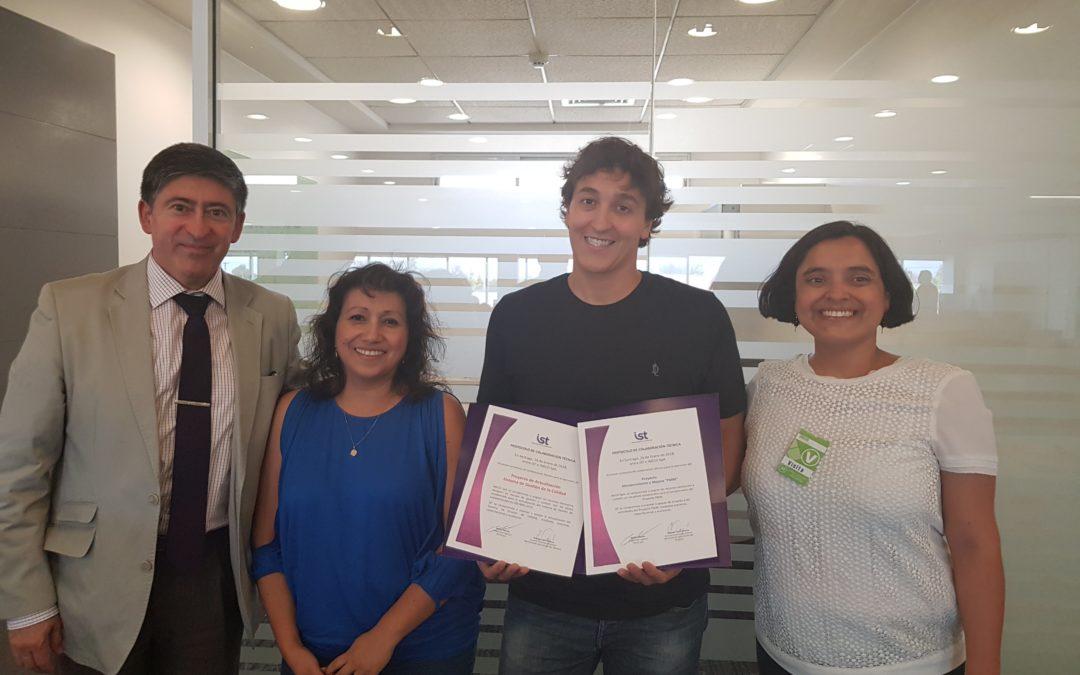 Ineco firma protocolo de cooperación técnica con IST