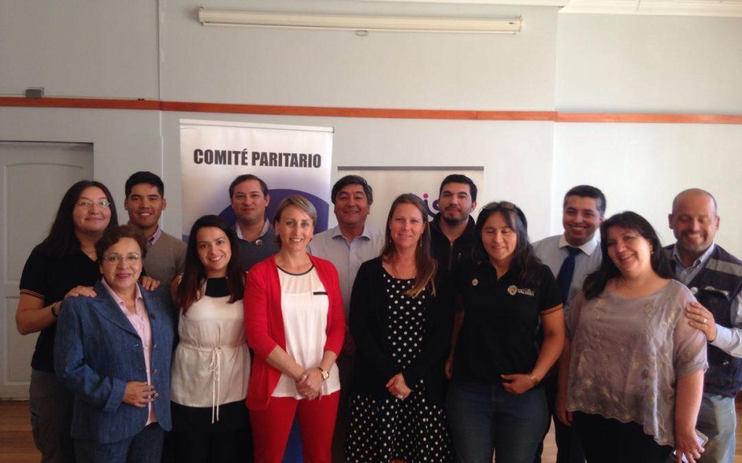IST y Municipalidad de Valdivia firman protocolo SAC 54