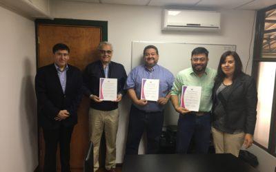 IST y Bailac firman protocolo de proyectos PASSO y PGA