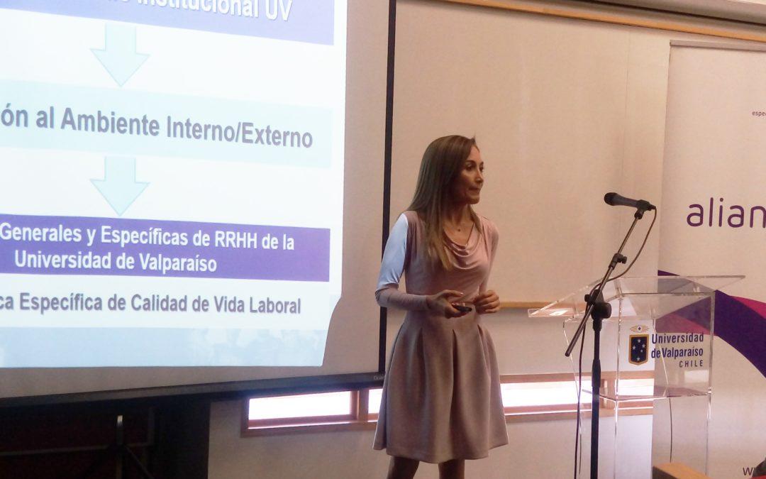 IST participa en modelo de investigación de salud mental y satisfacción laboral en Chile