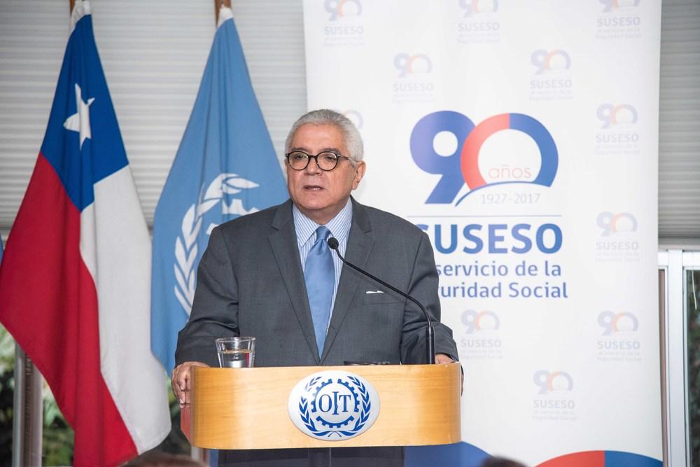 Humberto Villasmil OIT