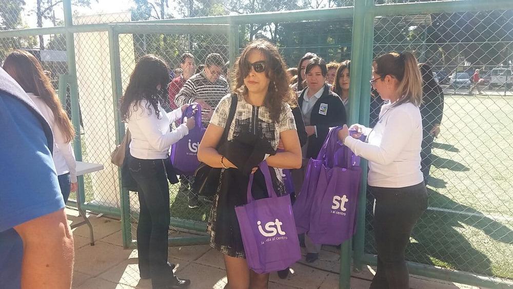 IST en Municipalidad Santo Domingo