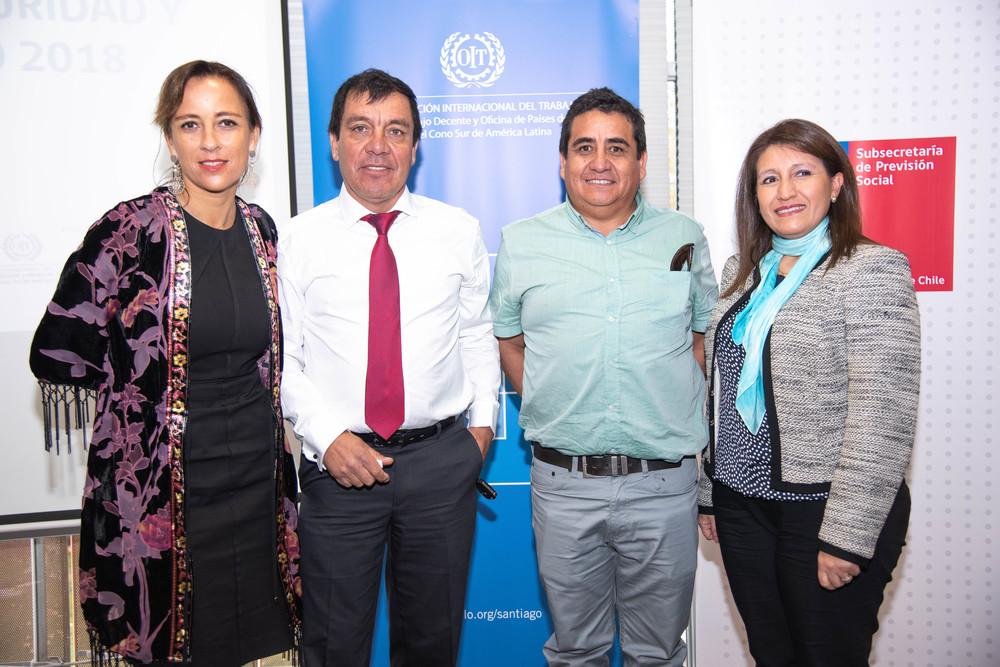 Iquique Services, M Eugenia Barsby, Nancy Díaz