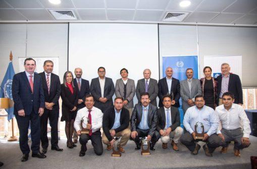 Empresas IST reciben 5  de los 6 premios Tucapel González García