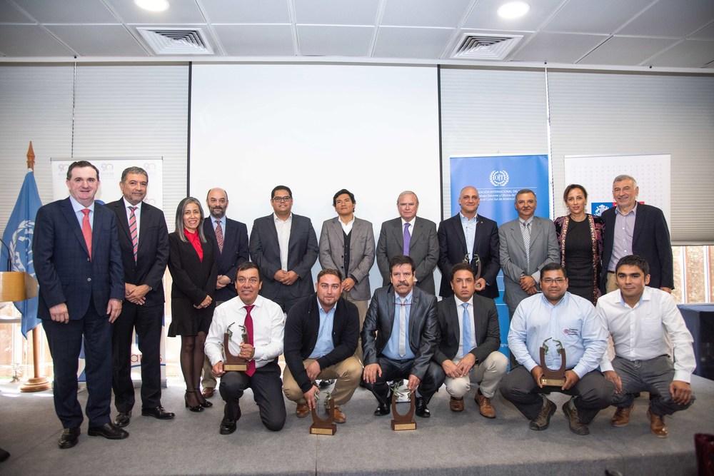 Premios Tucapel González García 2018