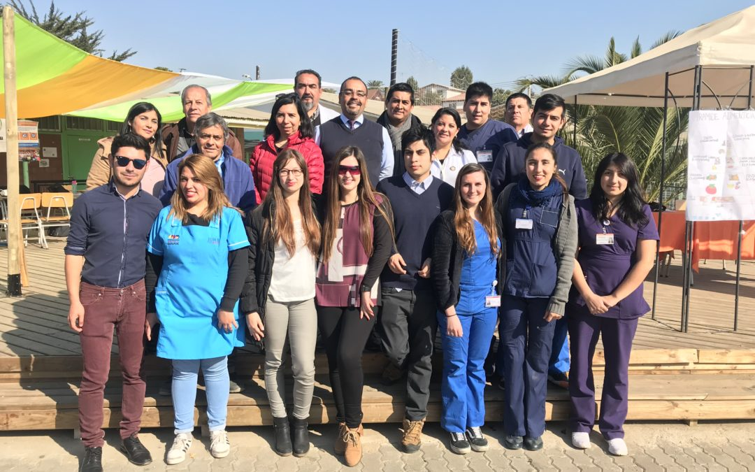 IST participa en feria de seguridad y salud en Quilpué