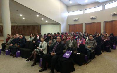 Encuentro de comités paritarios en Región de la Araucanía