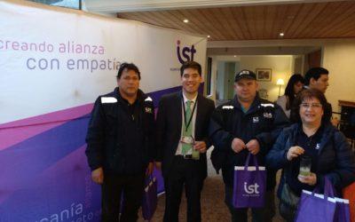 Encuentro de Comités Paritarios en la Región de Los Ríos
