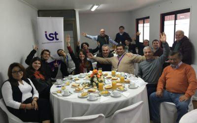 Mesa regional del Biobío: Motivación laboral y salud ocupacional