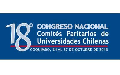 18° Congreso Comités Paritarios de Universidades Chilenas