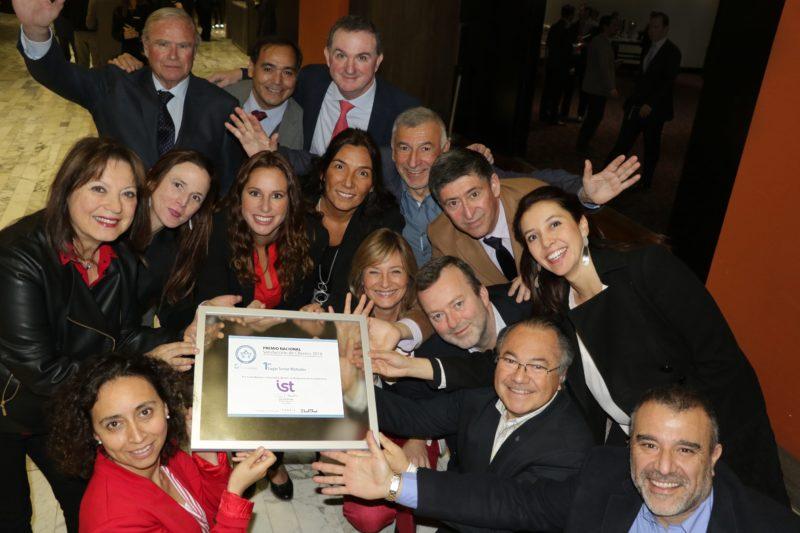 Premio Atencion cliente IST procalidad