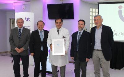 Ceremonia de Acreditación de Calidad en Hospital Clínico IST de Viña del Mar