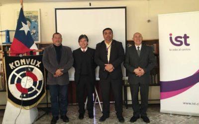 IST Coquimbo participó en celebración del Día del Técnico Profesional