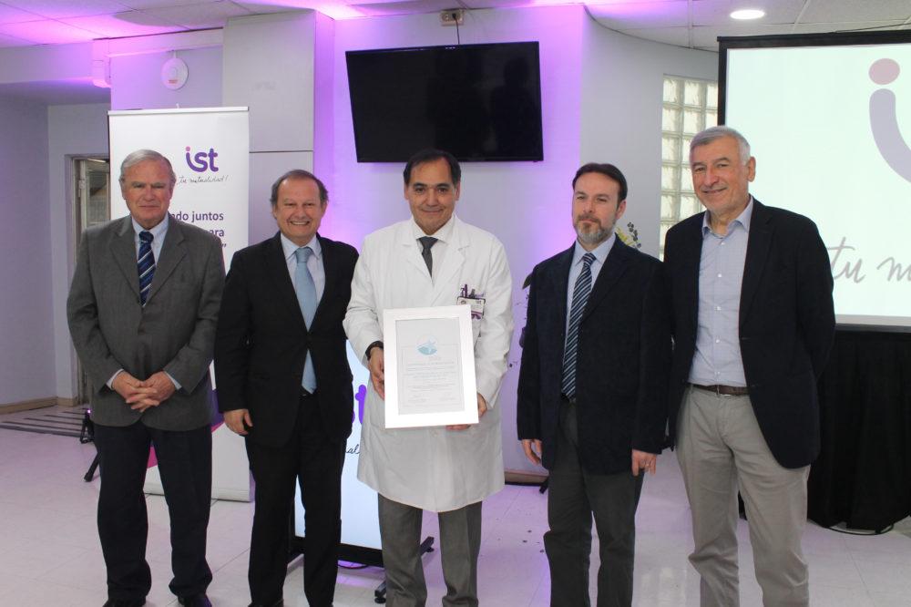Rodolfo García_Dr. Enrique Ayarza_Dr. Víctor Nicovani_Francisco Segura_Gustavo González