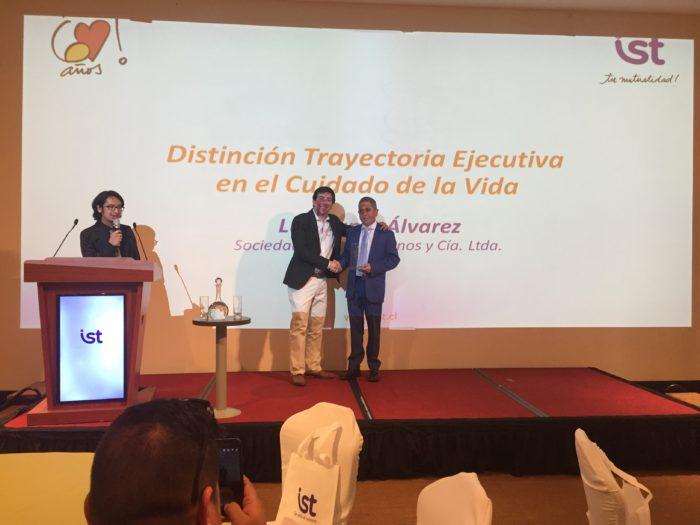 Distinción a la Acción Destacada CPHS - Komatsu Mining Corp Group, Faena Caserones