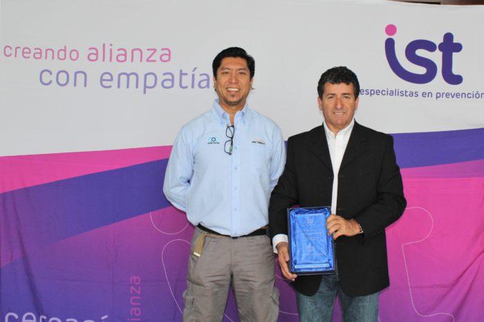 Distinción al Mérito (1 a 25 trabajadores) - Container Operators