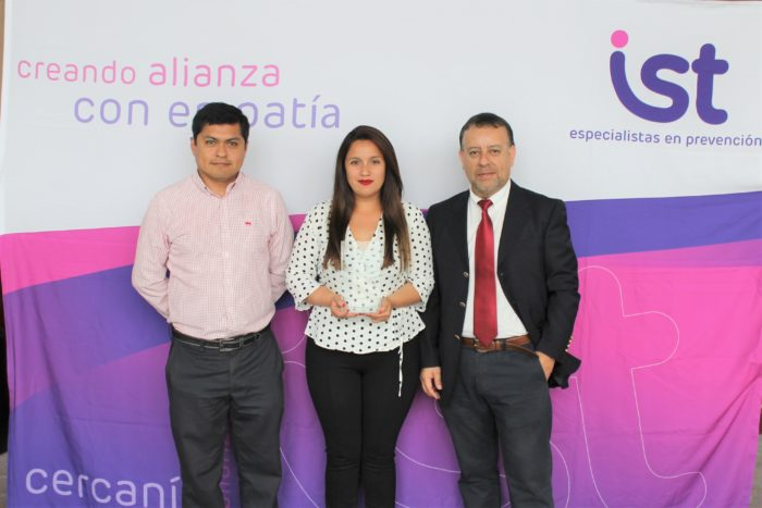 Distinción al Mérito (26 a 100 trabajadores) - Report