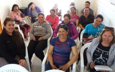 IST Coquimbo realiza capacitación a trabajadores de Hortitec