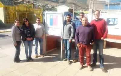 IST capacitó a funcionarios de INDAP Illapel en manejo defensivo