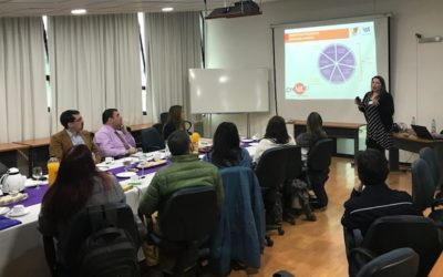 IST Punta Arenas realiza mesa de trabajo con empresas de transportes