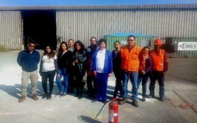 IST capacita a trabajadores de la empresa Serema