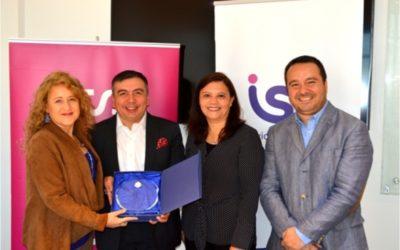 IST reconoce a Synthon Chile por su compromiso con el cuidado de la vida