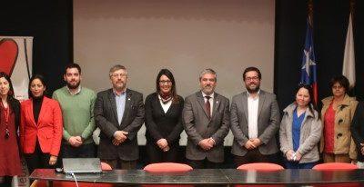 Universidad Católica del Maule se adhiere al IST